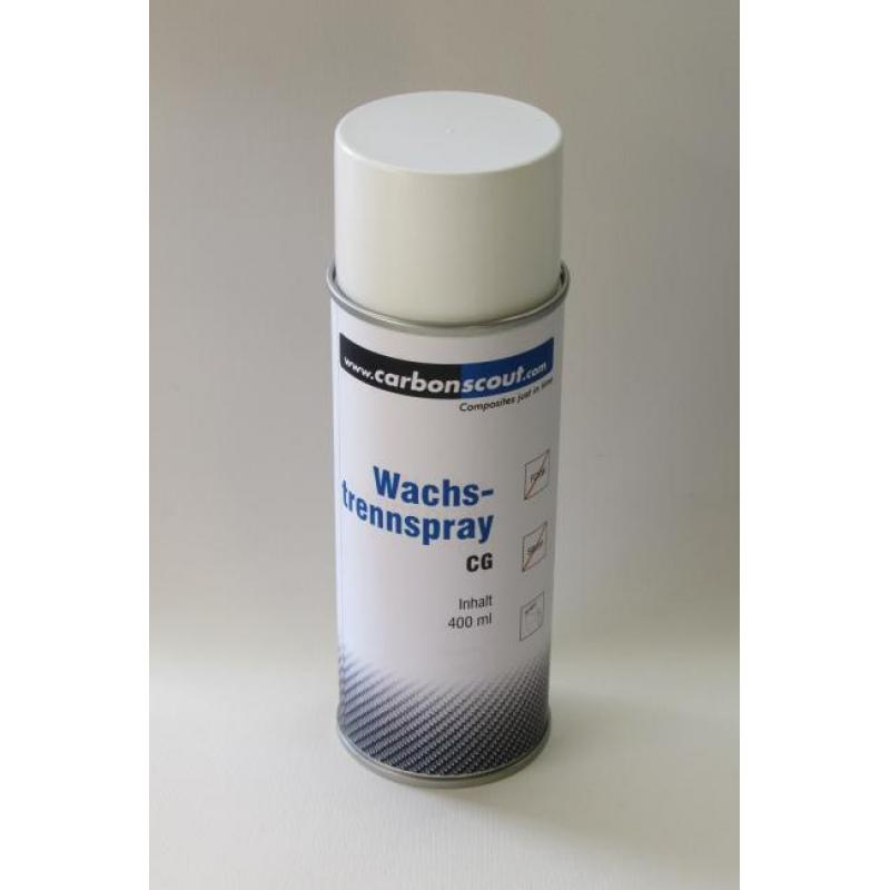 CG wax release spray - mould release agent - quick-drying